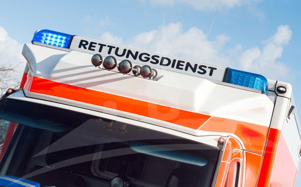 Erntehelfer in Grasmannsdorf von Walze überrollt