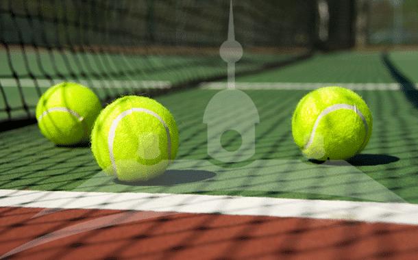 Sanierung von Tennisplätzen im Markt Burgebrach