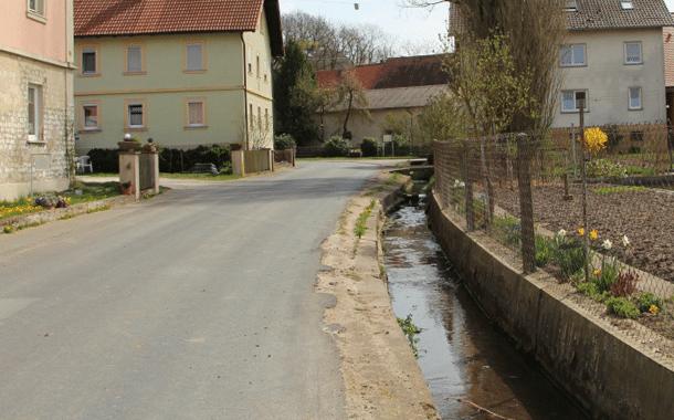 Dorferneuerung in Dippach