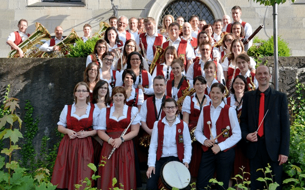Serenadenkonzert der Ebrachtaler Musikanten Burgebrach!