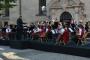 Serenadenkonzert der Ebrachtaler Musikanten auf dem Kirchplatz in Burgebrach