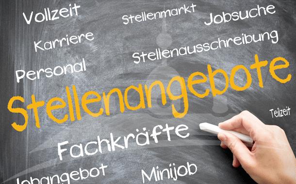 Neu: Stellenangebot einreichen online!