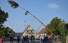 Ortsteil Stappenbach feiert Kirchweih