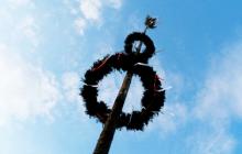 Ortsteil Mönchherrnsdorf feiert Kirchweih