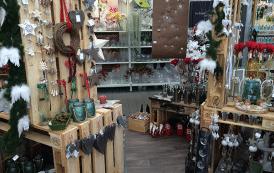 BauSpezi Burgebrach eröffnet seinen Weihnachtsmarkt