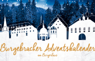 Adventsfenster in Burgebrach