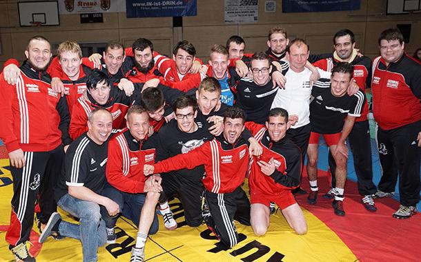 Zum Abschluss der Saison in der Ringeroberliga will der TSV Burgebrach gegen den ASV Hof am kommenden Samstag in der Windeck Halle ab 19:30 Uhr unbedingt gewinnen, denn dann ist sogar noch der dritte Platz möglich.