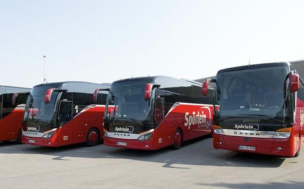 Spörlein Bus & Reisen e.K. unterstützt uns auch weiterhin