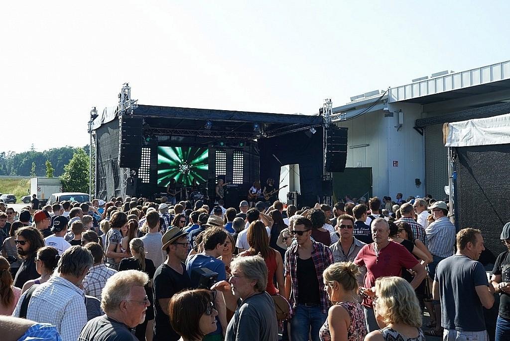 Drei Live-Acts für das große Thomann-Sommerfest gesucht