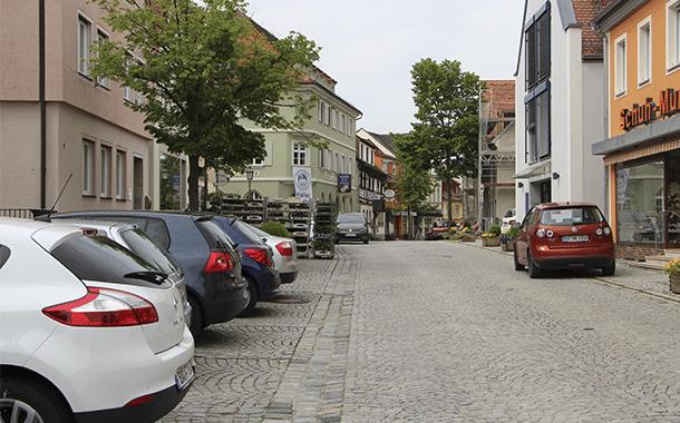 Verbesserung der Verkehrssituation im Ortskern Burgebrach