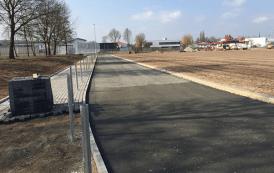 Sanierung des Burgebracher Sportgeländes