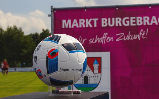 [Bilder] Eröffnungsfeier des neuen Sporgeländes in Burgebrach