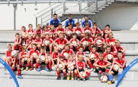 Fußball-Sommercamp übertrifft Erwartungen erneut