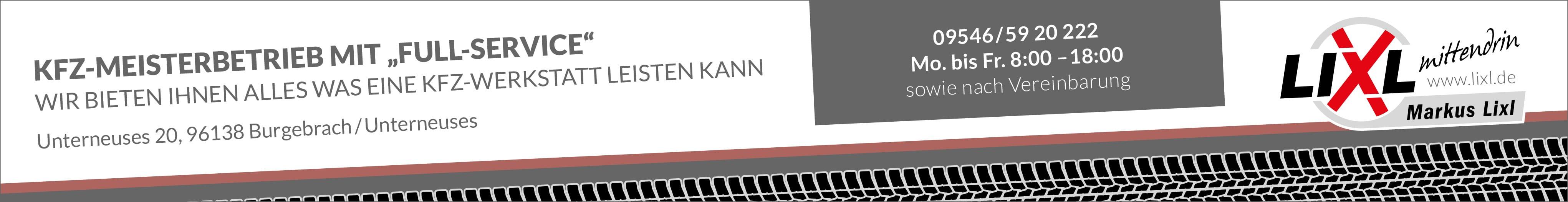 KFZ Markus Lixl