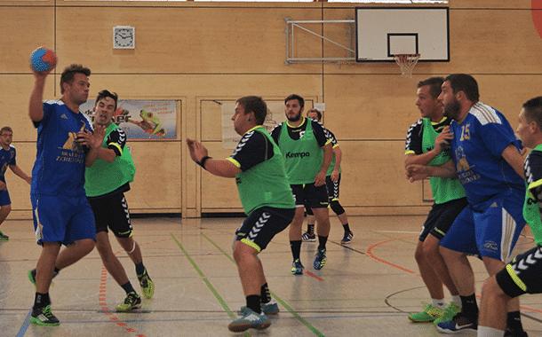 Burgebracher Handball-Männer siegen deutlich