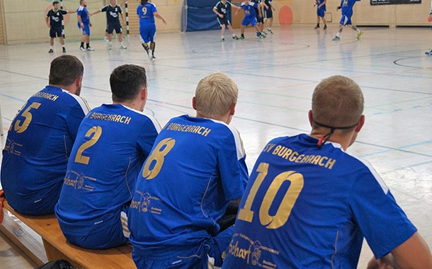 Die Handballsaison hat begonnen