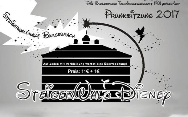 Faschingshighlight: Prunksitzungen 2017 in Burgebrach