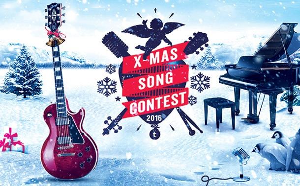 Thomann X-Mas Song Contest 2016