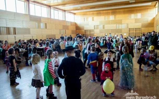 TSV Burgebrach Kinderfasching 2020