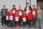 Mit sieben Medaillen gelingt Burgebrach ein großer Erfolg