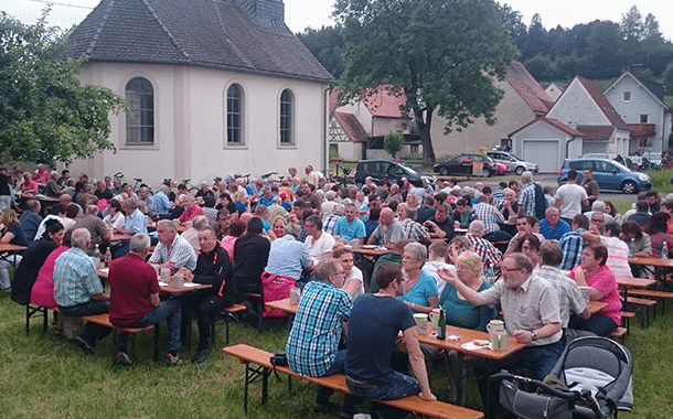 Dippach lädt zum Brunnenfest
