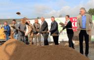 Startschuss zum Neubau der Tagespflegeeinrichtung in Burgebrach