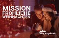 Adventskalender 2019: Mission fröhliche Weihnachten!