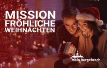 Adventskalender 2017: Mission fröhliche Weihnachten!