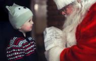 Heimatverein: Waldweihnacht mit Nikolausbesuch