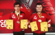 Die Burgebracher Ringer Josef Giehl und Jens Brosowski erkämpfen vier Medaillen
