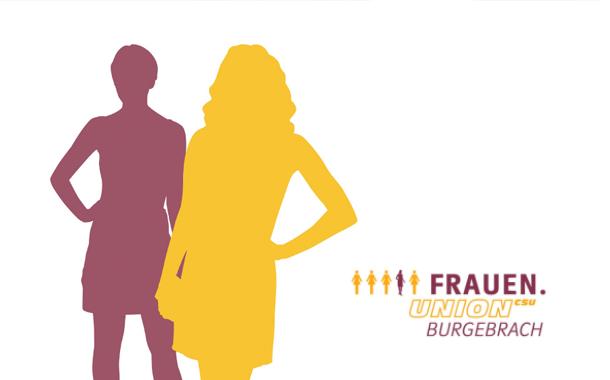 Die Frauenunion Burgebrach lädt zur Jahreshauptversammlung ein