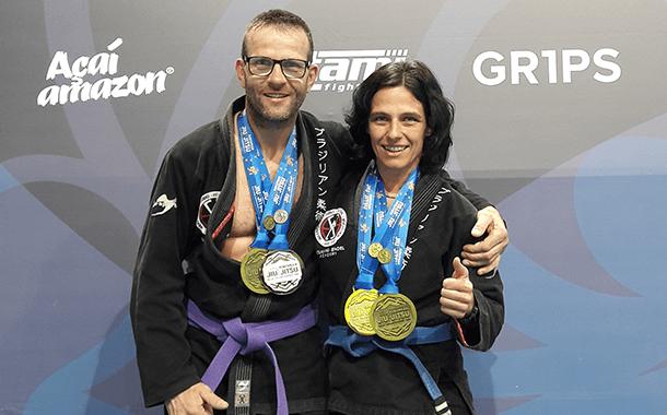 Familie Siegemund holen Medaillen bei der European Open in Lissabon!