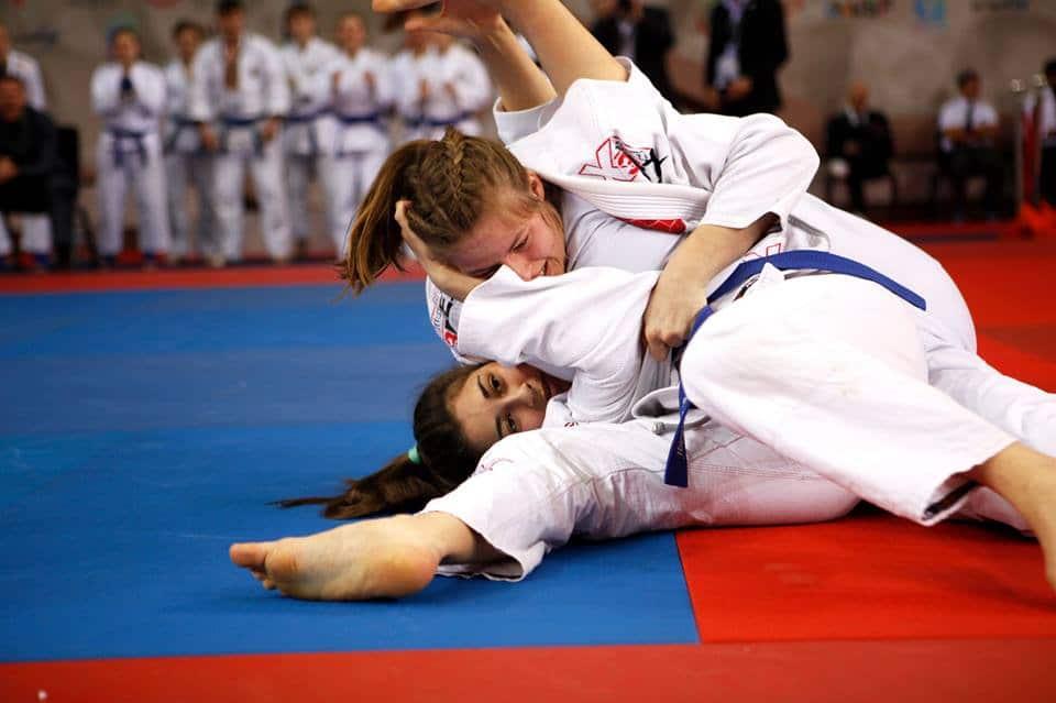Großer Erfolg für Cheyenne Siegemund bei der Jugendweltmeisterschaft im Ju-Jutsu