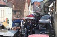 Frühjahrsmarkt 2020 in Burgebrach