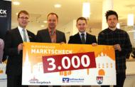 Burgebracher Marktscheck feiert zweiten Geburtstag [Gewinnspiel]