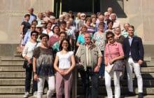 Frauenunion Burgebrach zu Besuch im Heimatministerium Nürnberg