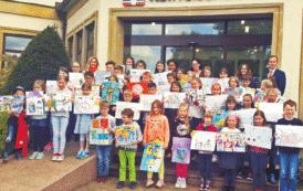 Sieger des 48. Internationalen Jugendwettbewerbs der Raiffeisenbank Burgebrach-Stegaurach eG