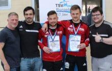 Ringen: Gelungene Bayerische Meisterschaft in Burgebrach