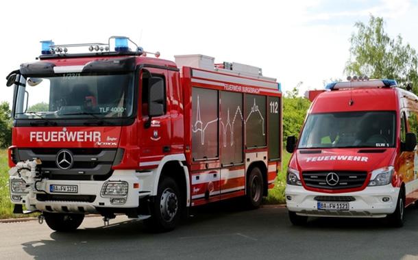 Der Markt Burgebrach und die FFW Burgebrach laden zur Fahrzeugsegnung ein