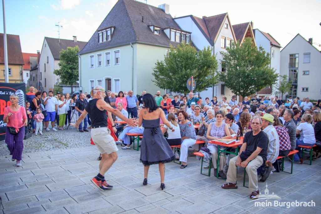 [Bilder] Blues&Jazz in Burgebrach