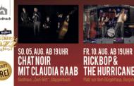 Blues- & Jazz-Festival wieder in Burgebrach und zum ersten Mal in Stappenbach