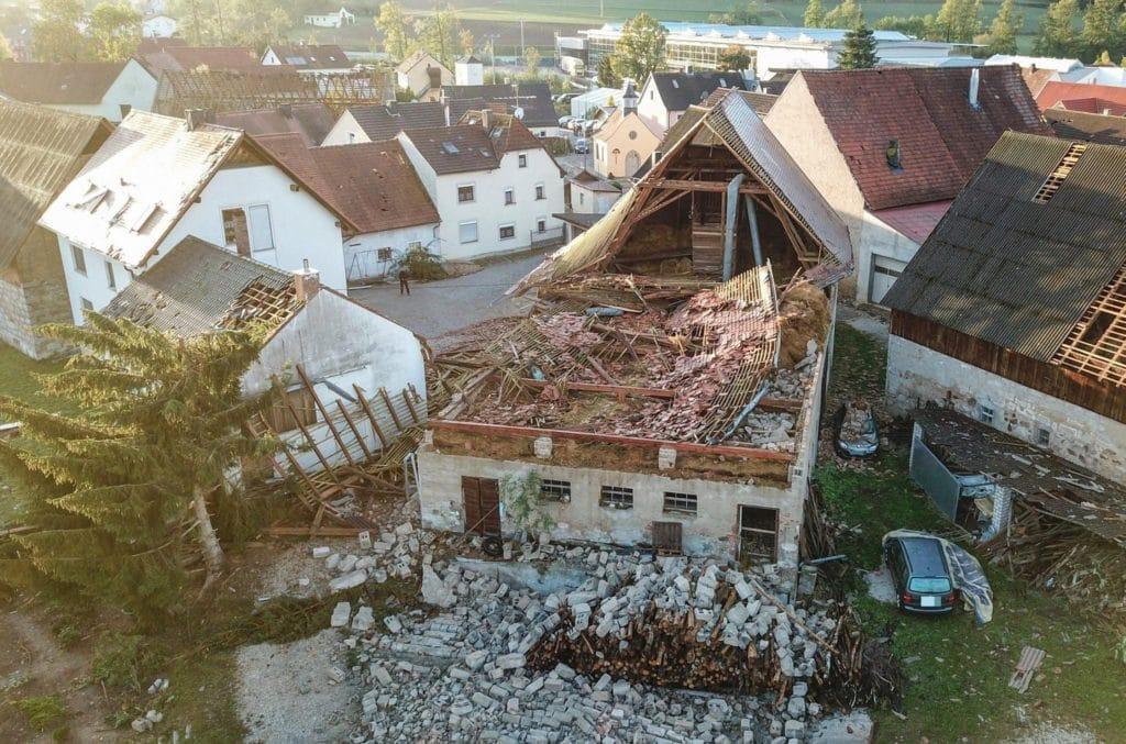 Gemeinde Burgwindheim eröffnet Spendenkonto