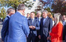 [BILDER] Ministerpräsident Dr. Markus Söder zu Gast in Burgebrach