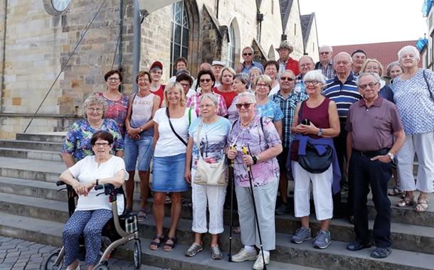 4-Tages Ausflug mit der Frauenunion Burgebrach