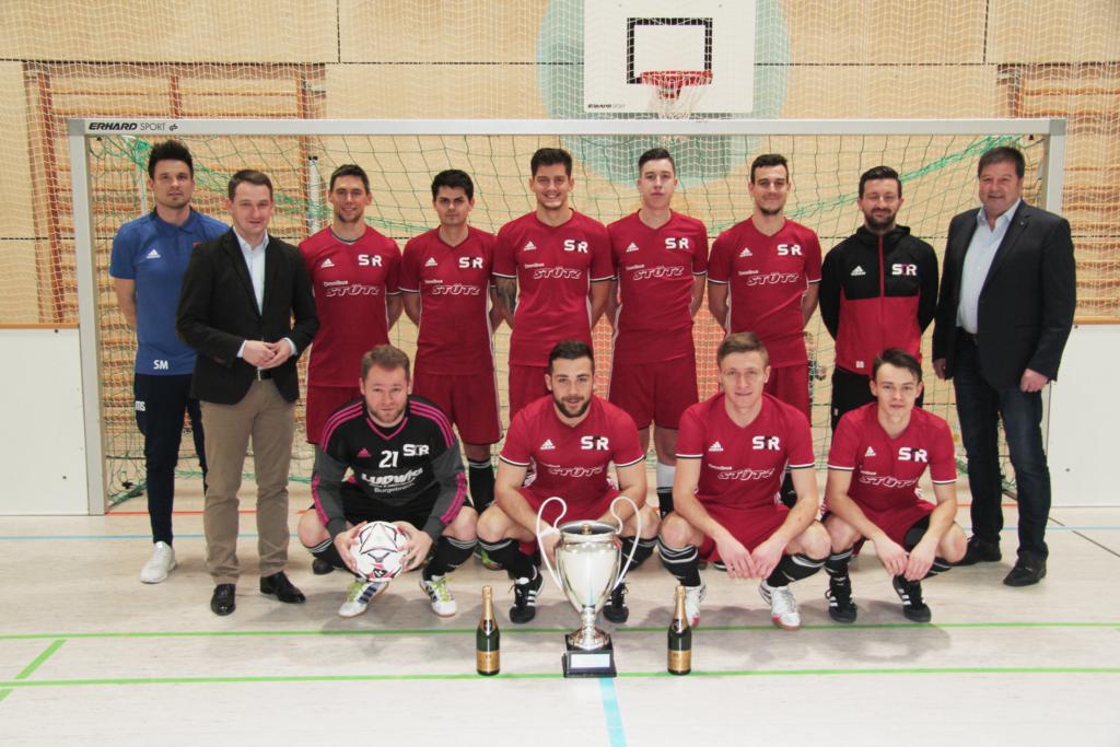 Burgebracher Raiffeisen-Cup: SC Reichmannsdorf stößt Stappenbach vom Thron
