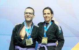 Ju-Jutsu: Burgebracher erneut bei European Open erfolgreich