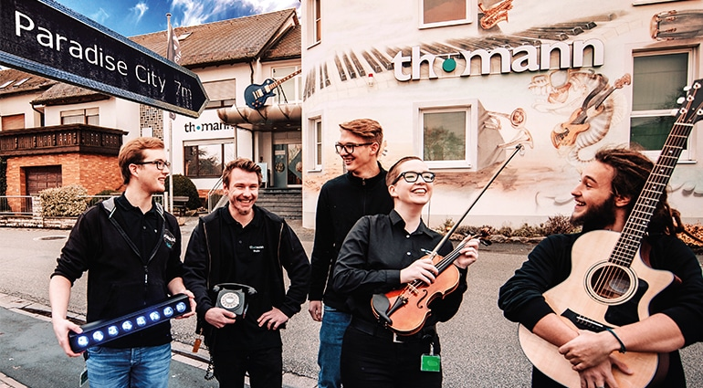 Thomann-Events im Juni 2019