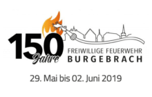 [Gewinnspiel] 150 Jahre Freiwillige Feuerwehr Burgebrach