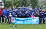 Der TSV Burgebrach ist Meister der Kreisliga und steigt in die Bezirksliga auf