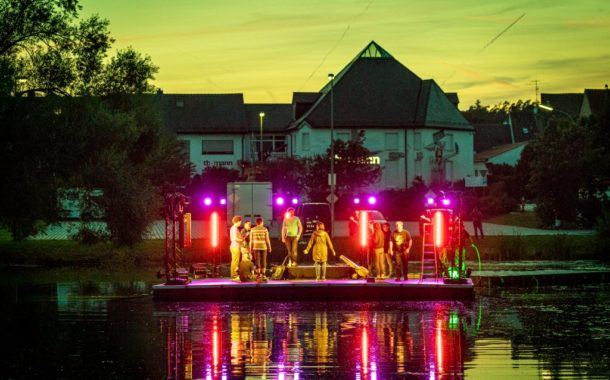 Musikhaus Thomann: Live at the Lake